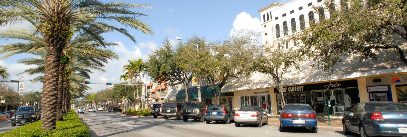 Coral Gables Shopping